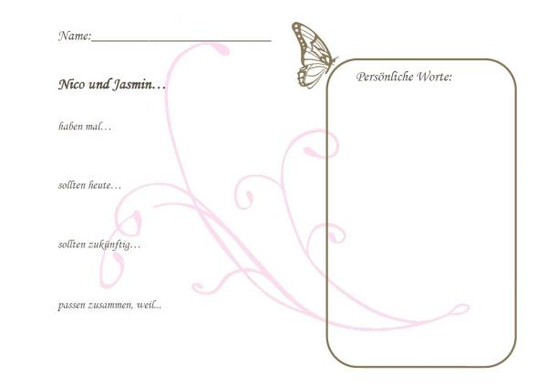 Gästebuch selbst machen? - Seite 11 - Hochzeit: Hochzeitsforum.de